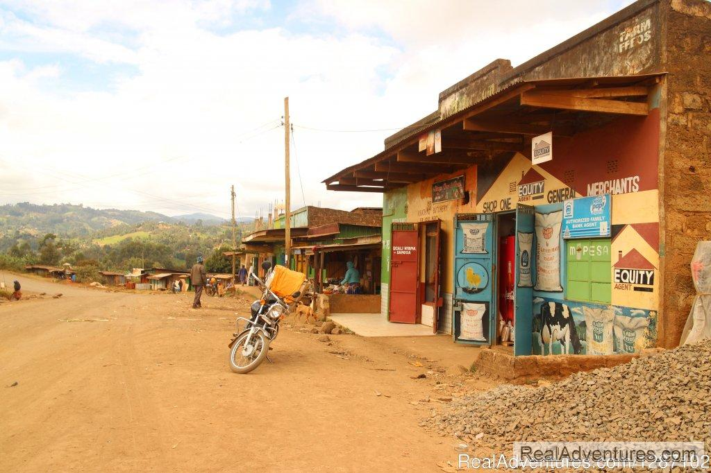 street view of Gacharageini village | Image #5/6 | 3 Nights village experience Gacharageini