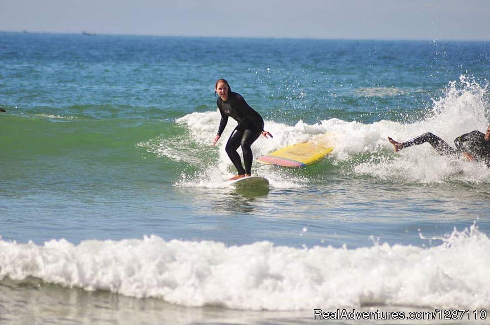 Surf Lessons By Qualified Instructor