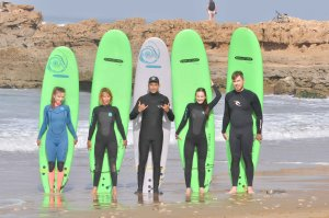 Dream Surf Morocco Surfing Tamraght, Taghazout bay, Morocco