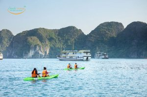 Halong Bay Tour 2D1N From Hanoi - Excellent Trip Sight-Seeing Tours Hanoi, Viet Nam