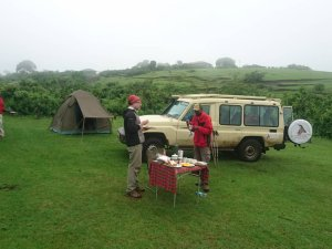 4 Days- Camping Safari-- Group Joining Tour/ Arusha, Tanzania Wildlife & Safari Tours