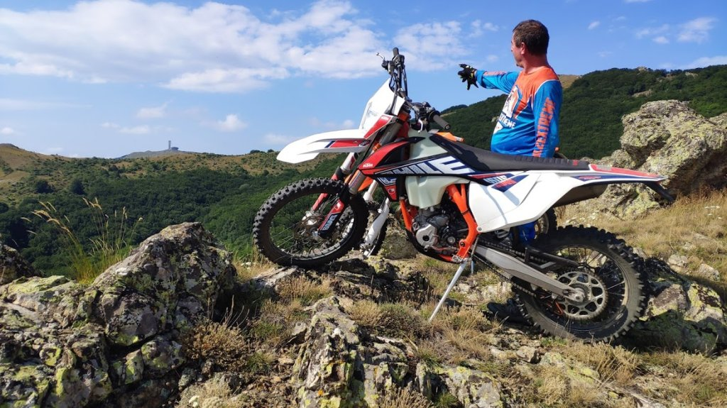Image #3/11 | Guided Offroad Motorcycle Tours in Bulgaria