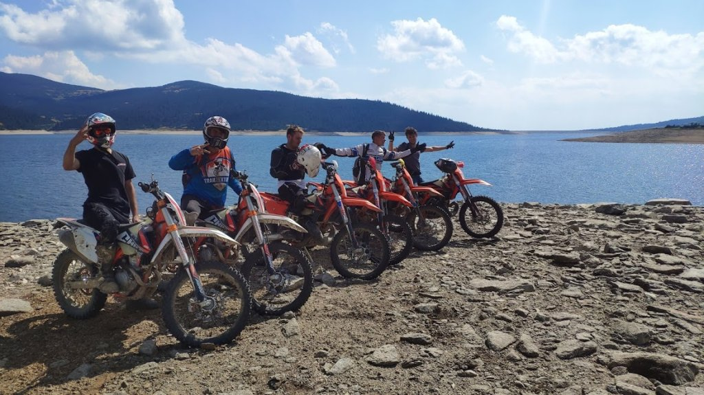 Image #4/11 | Guided Offroad Motorcycle Tours in Bulgaria