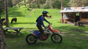 Guided Offroad Motorcycle Tours in Bulgaria Borovets, Bulgaria Motorcycle Tours