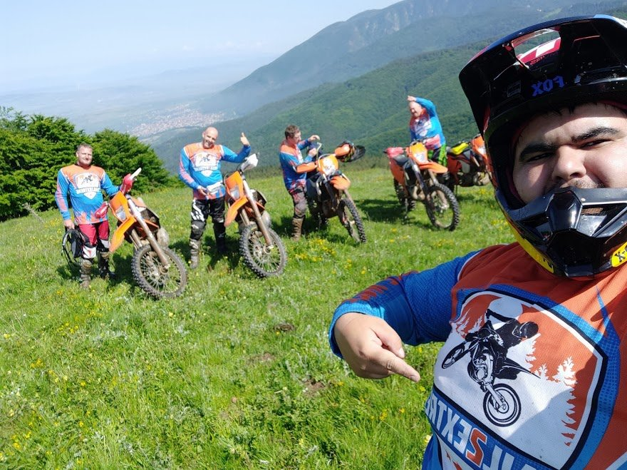 Image #8/11 | Guided Offroad Motorcycle Tours in Bulgaria
