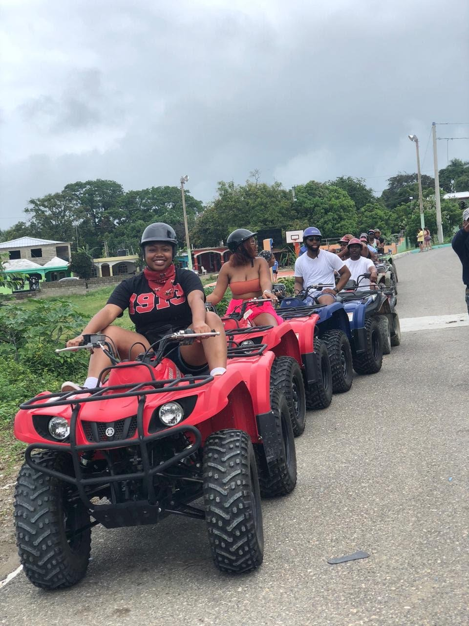 Atv Four Wheeler Tour - Puerto Plata, Dominican Republic- La | Image #8/8 | Dominican Republic Tour and Transportation Service