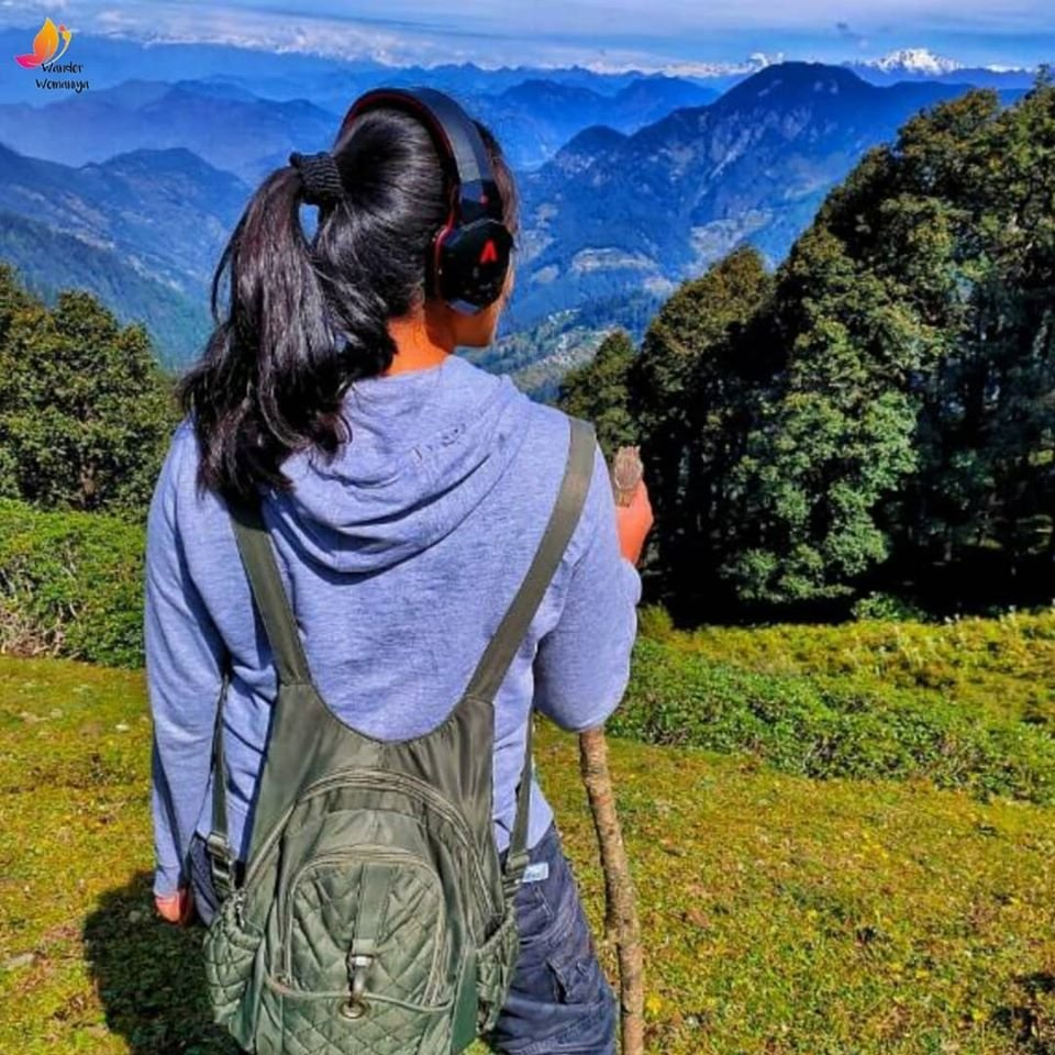 Girls Only Trekking Trips | Image #2/6 | Women Travel Groups by Wander Womaniya
