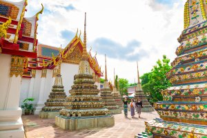 Thai Intro Bangkok, Thailand Sight-Seeing Tours