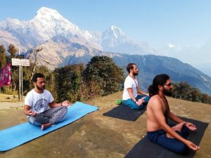 Popular trekking's & tours with yoga in Nepal Kathmandu, Nepal Hiking & Trekking