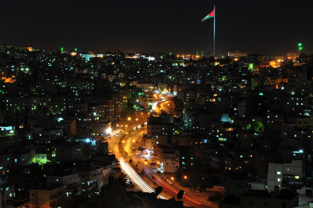 Amman By Night | Image #3/9 | Jordan Wonders