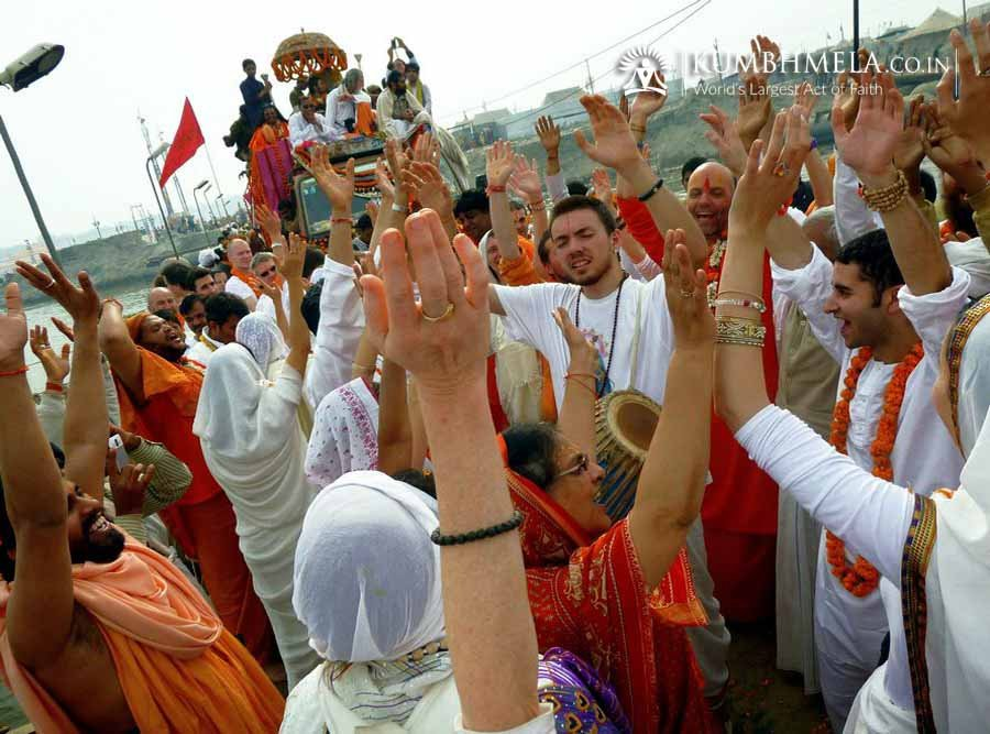 Happening of Kumbh mela